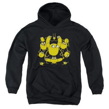 Adventure Time - Jakes Youth Pull Over Hoodie