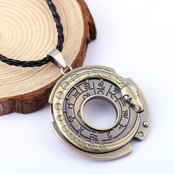 Assassin's Creed Necklace Amulet  Necklace for men