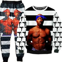 Tupac Inmate Tracksuit