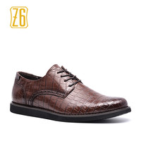 Men Flats Z6 Classic Style Flat Dress Shoes