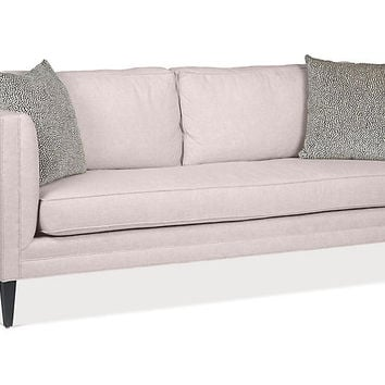 Downing Sofa, Lilac - kate spade new york - Brands | One Kings Lane