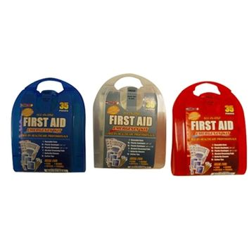 The College Be Prepared First Aid Kit Dorm Room Supplies College Shopping Dorm Room Items Safety College