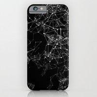Artificial Constellation 200.03.4252 iPhone & iPod Case by Neon Wildlife