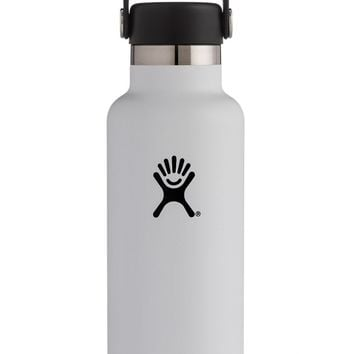 18 oz Standard Mouth Insulated Water Bottle | Hydro Flask