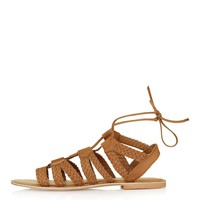 HICCUP Weave Sandal - Topshop
