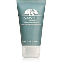 Zero Oil Oil-Free Moisture Lotion with Saw Palmetto and Mint