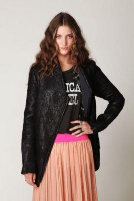 Faux Leather Jacket - Women's Faux Leather Jackets at Free People