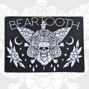 Beartooth - Skull Wall Flag
