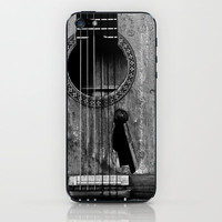 Country Music iPhone & iPod Skin by Upperleft Studios