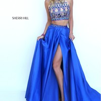 Sherri Hill 50263 Prom Dress