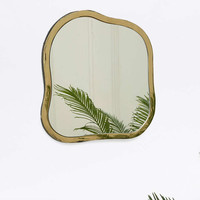Small Petal Mirror - Urban Outfitters