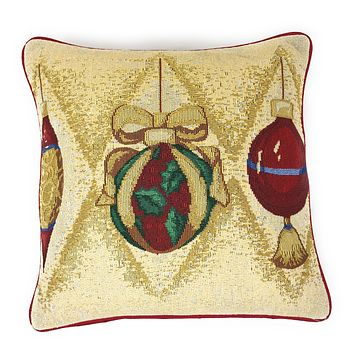 "DaDa Bedding Elegant Ornaments Throw Pillow Cover Tapestry Cushion Cases 16"" x 16"" (6139)"