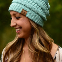 Best Ever Beanie - Sage