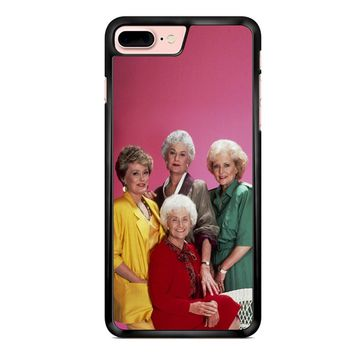 Golden Girls And Tv Shows iPhone 7 Plus Case