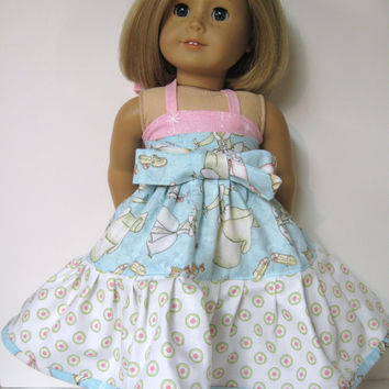 Twirly Dress for your American Girl Doll