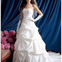 Buy Strapless Sweetheart Pick-Up Ball Gown Style WG3239  , from  for $179.63 only in Fashionwithme.com.