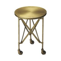Costanoan Accent Table