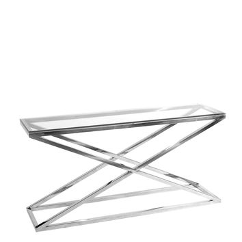 Modern Console Table | Eichholtz Criss Cross