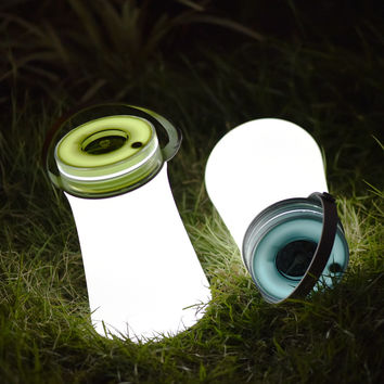 Bright Stylish Creative Colorful Outdoors Silicone LED Waterproof Lights [6581579399]