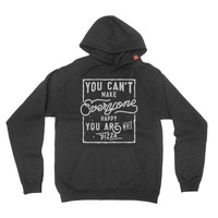 YOU ARE NOT PIZZA PULLOVER