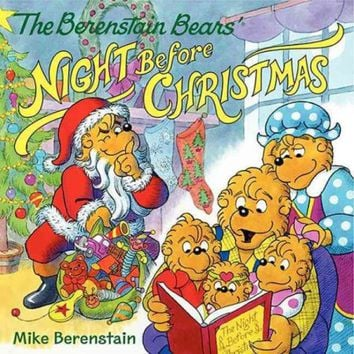 The Berenstain Bears' Night Before Christmas - Walmart.com