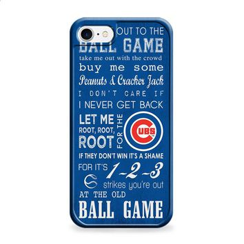 Chicago Cubs 3 iPhone 6 | iPhone 6S case