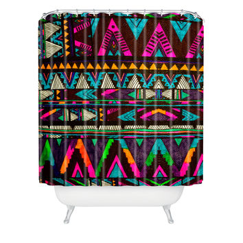 Kris Tate Huipil 1 Shower Curtain