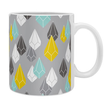 Heather Dutton Raining Gems Whisper Coffee Mug