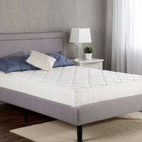 Queen Size 8 Inch Pocketed Spring Mattress