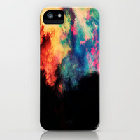 Painted Clouds V.I iPhone Case by Caleb Troy | Society6