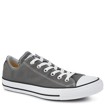 GREY CONVERSE Unisex Chuck Taylor All Star Low b1bea1627