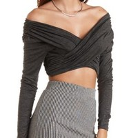 Crop Top by Charlotte Russe