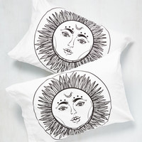 Oh Sol Sleepy Pillowcase Set | Mod Retro Vintage Decor Accessories | ModCloth.com