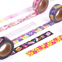 Twinkle youth club single deco masking tape