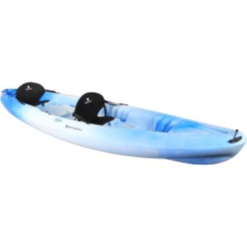 Perception rambler 13 5 tandem kayak from dick 39 s for Dicks sporting goods fishing kayak