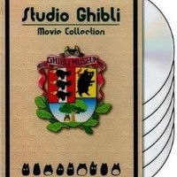 studio ghibli collection movie dvd