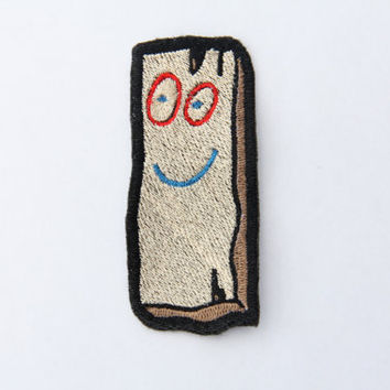 Plank patch from Cartoon Network Ed, Edd n Eddy