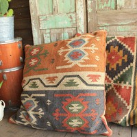 WANDER INN KILIM PILLOW - Junk GYpSy co.