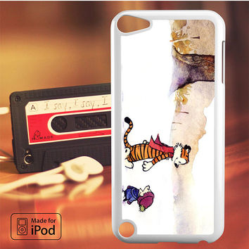 Calvin And Hobbes Comic iPod Touch 4 Case, iPod Touch 5 Case, iPod Touch 6 Case