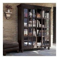 Faulkner Library Cabinet | Crate&Barrel