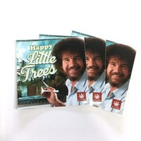 Happy Little Trees Stickers 3 Pack
