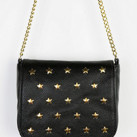Urban Outfitters - Deena & Ozzy Star-Studded Crossbody Bag