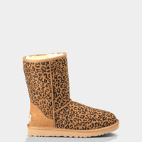 UGG® Classic Short Rosette for Women | Free shipping at UGGAustralia.com