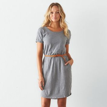 Women's SONOMA Goods for Life Drop-Shoulder T-Shirt Dress