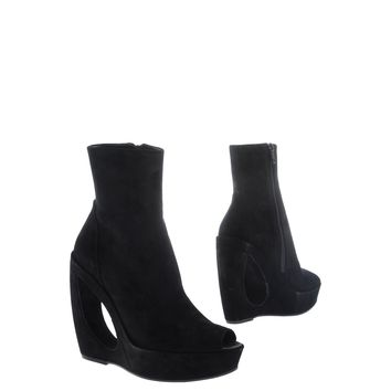 Ann Demeulemeester Ankle Boots