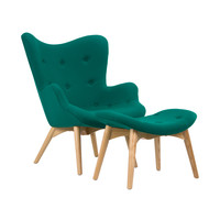 Paddington Deux Lounge Set in Teal