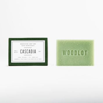 Cascadia Bar Soap