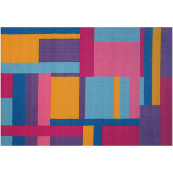 Fun Rugs Fun Time Collection Tetris Area Rug