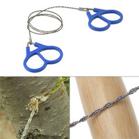 Emergency Steel Wire Saw camping hunting surival