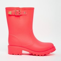 ASOS GONE Biker Wellies